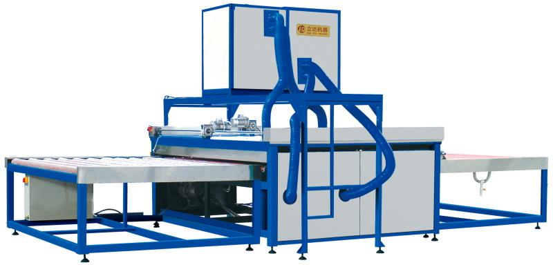 卧式玻璃清洗干燥机WX2200C
