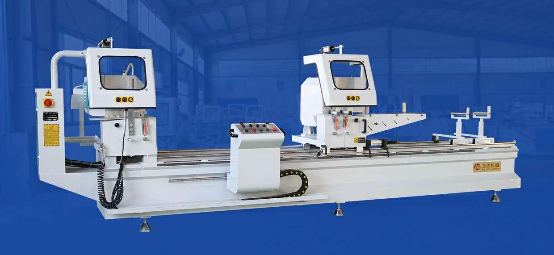 铝型材双头切割锯LJZ2-450×3700A