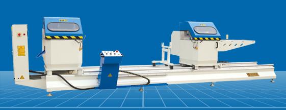 LJG-500铝型材双头重型精密切割锯